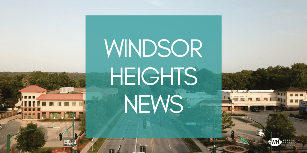 city of windsor heights street