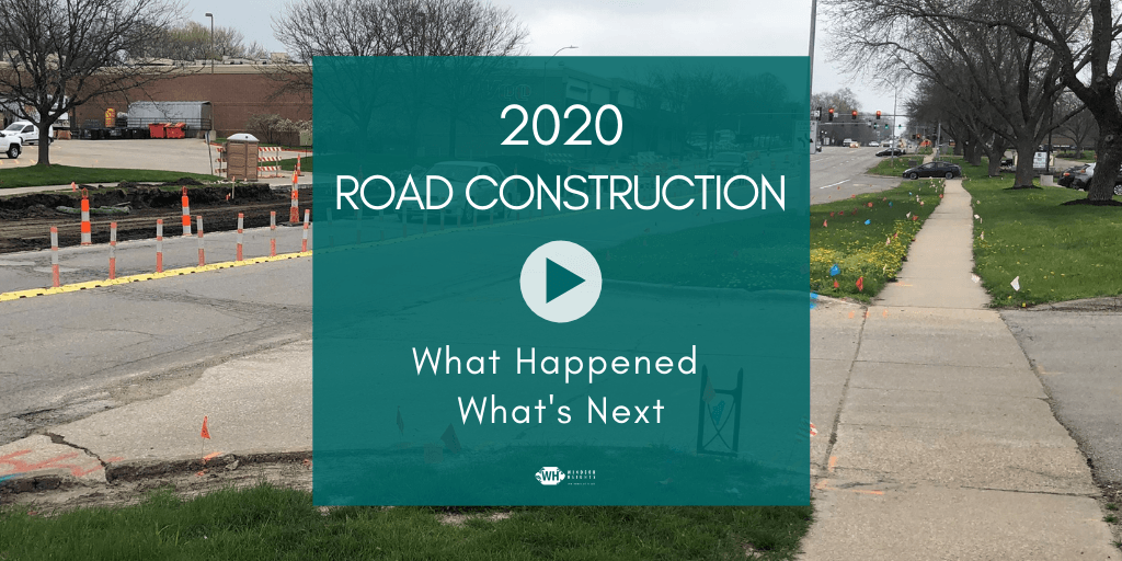 2020 ROAD CONSTRUCTION  Opens in new window